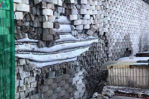 Đề nghị Công an làm rõ sai phạm xây bức tường sai phép ở Khánh Hòa