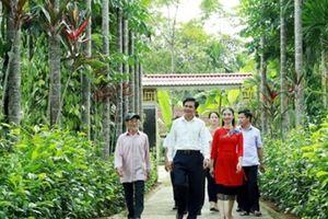 Hà Tĩnh trao bằng công nhận nông thôn mới cho 45 xã đạt chuẩn
