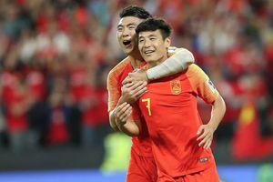 Trung Quốc sớm giành vé vào vòng loại trực tiếp