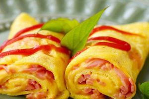 Trứng sẽ cực kỳ bổ dưỡng và ngon khi kết hợp với những thực phẩm này