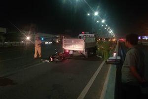 Phát hiện thi thể nam thanh niên trên cầu Sài Gòn, nghi bị tai nạn do đi vào làn đường ô tô