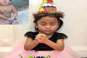 Hành trình một năm của bé Pàng bên bố mẹ nuôi