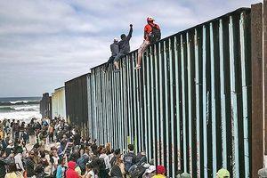 'Bức tường biên giới' - Quân bài mặc cả trên chính trường Mỹ