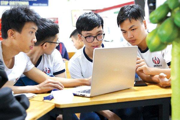 Xây dựng hệ sinh thái khởi nghiệp trong hệ thống giáo dục