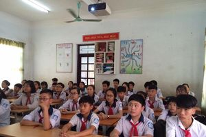 Giáo dục giá trị trong nhà trường
