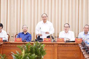Thủ tướng: 'Cùng bàn, cùng xốc tới đưa TP.HCM phát triển'