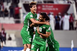Hạ Yemen 3-0, Iraq giành vé vào vòng 1/8 Asian Cup 2019