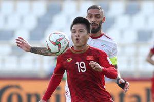 Tiền vệ Iran: 'Cầu thủ Việt Nam rất chăm chỉ và chạy liên tục'