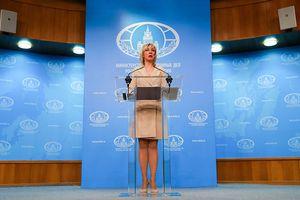 Nga và Mỹ vẫn xúc tiến tìm kiếm đối thoại về Hiệp ước INF