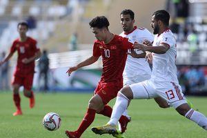 Thua Iran 0-2, tuyển Việt Nam không thể làm nên điều bất ngờ
