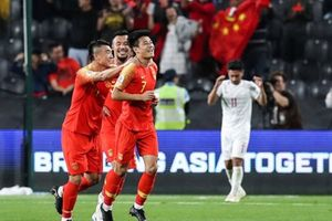Highlights ASIAN Cup 2019: Trung Quốc đại thắng Philippines 3 - 0