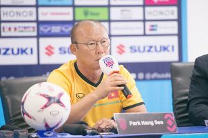 HLV Park Hang-seo: 'ĐT Iran quá mạnh, tuyển Việt Nam đã chơi hết mình'