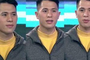 Nổi bật trên sóng truyền hình: Đình Trọng tô son hay sắc môi 'em hồng'?