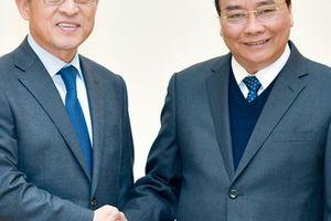 Samsung luôn coi Việt Nam là cứ điểm chiến lược