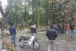 Người phụ nữ tử vong ở vườn hoa Hà Đông: 'Gia đình rất đau buồn, mong CA sớm làm rõ'