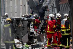Nguyên nhân vụ nổ lớn vừa làm 'rung chuyển' trung tâm Paris