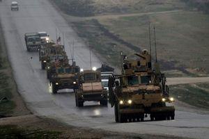Mỹ bắt đầu đợt rút quân thứ nhất khỏi Syria