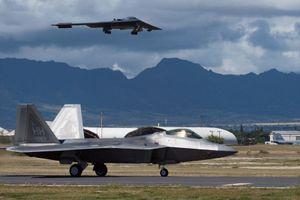 Mỹ điều 3 oanh tạc cơ tàng hình B-2 đến tuần tra Ấn Độ Dương - Thái Bình Dương