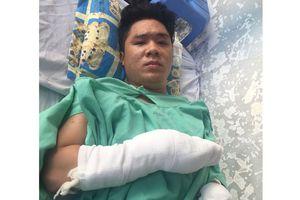 Lá lành đùm lá rách: Xin cứu giúp thanh niên bị nạn mất hai bàn tay