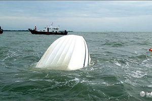 Vũng Tàu: Chìm tàu cá, 10 ngư dân đang mất tích