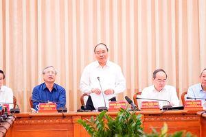 Thủ tướng: Phát triển TP.HCM để so sánh với các thành phố ở tầm châu Á