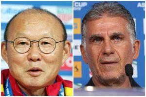 Trước màn đối đầu, ông Park và HLV Iran nhận xét gì về đội bóng của nhau?