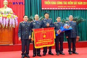 VKSND tỉnh Quảng Nam đón nhận Cờ thi đua Chính phủ