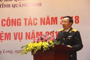 Hải quan Quảng Ninh cần tập trung thu ngân sách ngay từ đầu năm