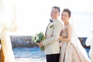 Vy Oanh rủ Hồ Trung Dũng thực hiện MV lãng mạn tặng ông xã