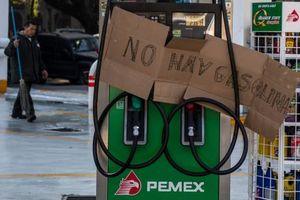 Mexico rơi vào tình trạng thiếu nhiên liệu