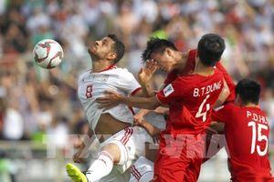 ASIAN CUP 2019: Iran đánh giá Việt Nam là đối thủ khó chơi