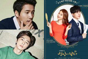 Lee Sang Woo sẽ thay vai của Shin Dong Wook trong 'Touch Your Heart', đóng cùng Lee Dong Wook và Yoo In Na
