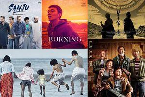 'Burning' của điện ảnh Hàn Quốc thống trị đề cử giải 'Oscar châu Á 2019'