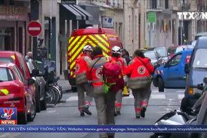 Nổ tại Pháp: 2 trong số 4 người thiệt mạng là lính cứu hỏa