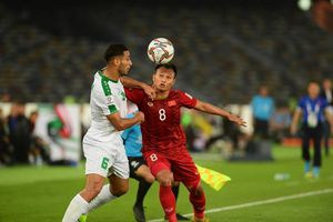 Lịch thi đấu Asian Cup 2019 ngày 12/1: ĐT Việt Nam chạm trán Iran