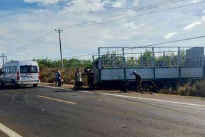 Làm rõ vụ xe tải va xe máy khiến 3 chị em ruột tử vong thương tâm