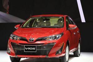 Danh sách 10 mẫu xe bán chạy nhất Việt Nam năm 2018, Vios giữ vững ngôi vương