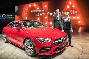 Mercedes CLA 2020 mới ra mắt có gì đặc biệt?
