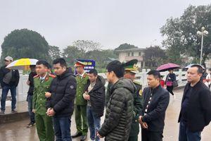 8 đối tượng người Trung Quốc trốn truy nã bị bắt giữ