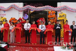 Saigon Co.op khai trương TTTM Sense City đầu tiên tại TP.HCM