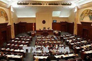 Quốc hội Macedonia bỏ phiếu đồng ý đổi tên nước