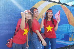 Không khí trước trận Việt Nam - Iran: Chơi đẹp & 1 điểm là...tốt nhất