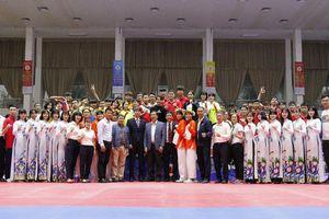 Taekwondo Hà Nội: Những dấu son 30 năm - một chặng đường