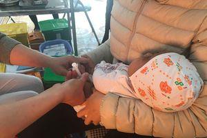 Hơn 13.000 trẻ tại Hà Nội được tiêm vắc xin ComBE Five