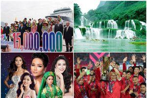 Công bố 10 sự kiện văn hóa, thể thao và du lịch tiêu biểu năm 2018