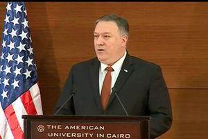 Ông Pompeo: Việc Mỹ rút khỏi Syria chỉ là 'thay đổi chiến thuật'