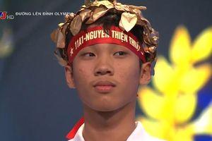 10X Hưng Yên không có đối thủ về điểm số ở cả 4 vòng thi Olympia
