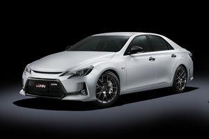Toyota Camry phiên bản hiệu suất cao giá 50.000 USD