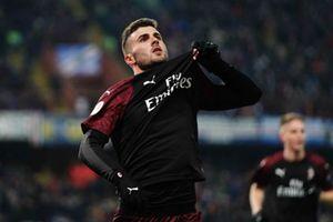 Highlights: Hiệp phụ bùng nổ, AC Milan hạ Sampdoria 2-0