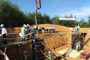 Đảm bảo tiến độ công trình đường dây 500 kV Quảng Trạch – Dốc Sỏi